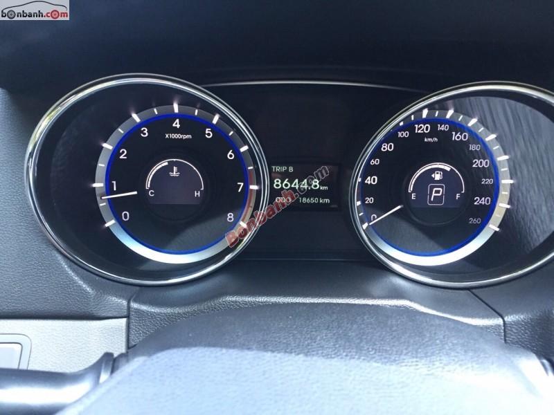 Xe Hyundai Sonata  2012