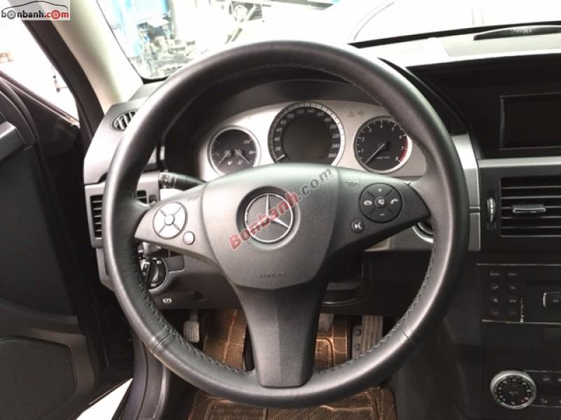 Xe Mercedes-Benz GLK Class GLK300 2009