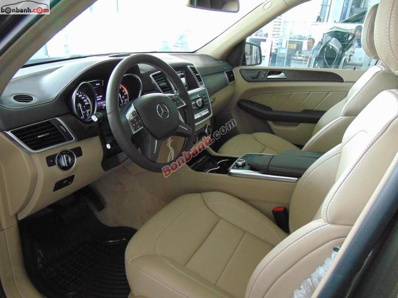 Xe Mercedes-Benz GL 350 CDI 2015