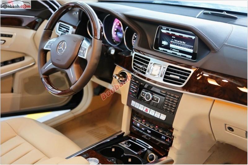 Xe Mercedes-Benz E class 400 2015