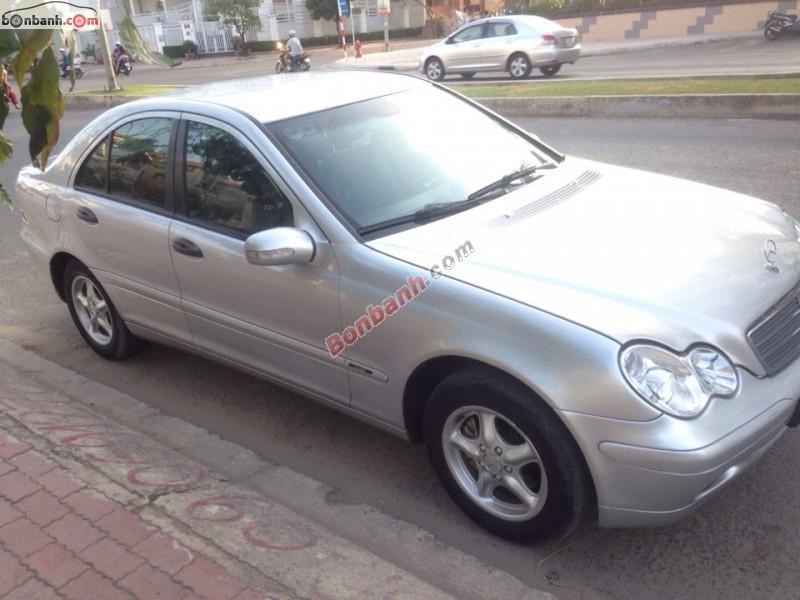 Xe Mercedes-Benz C class  2003