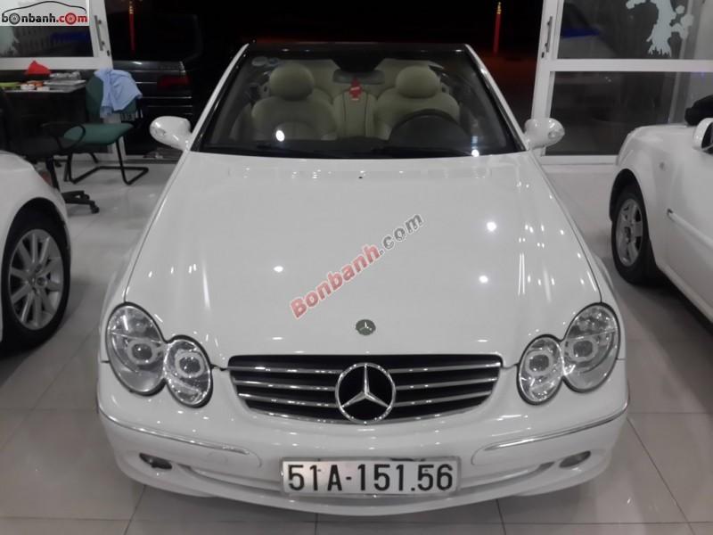 Xe Mercedes-Benz E class E 320 2005