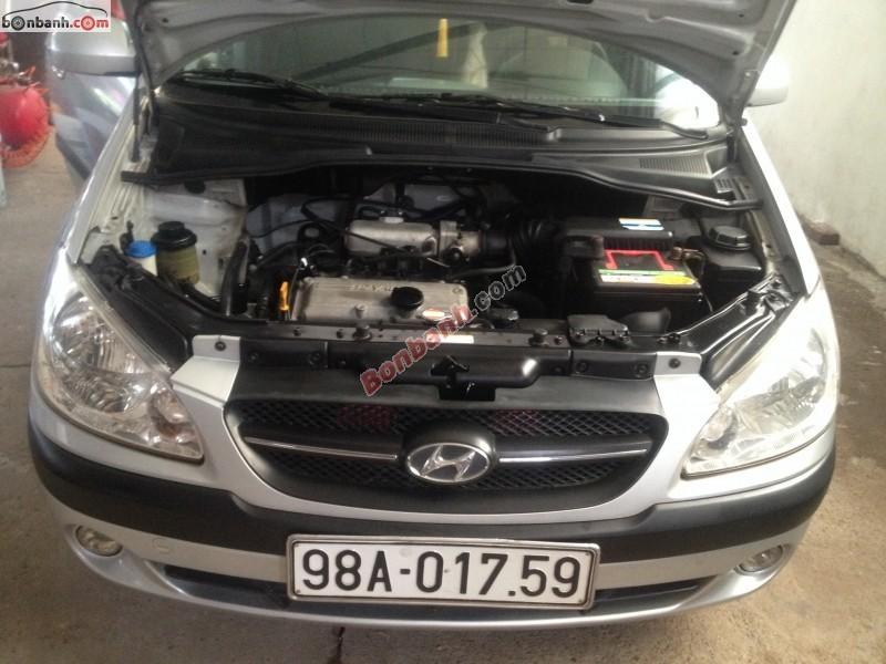 Xe Hyundai Getz 1.1 MT 2009
