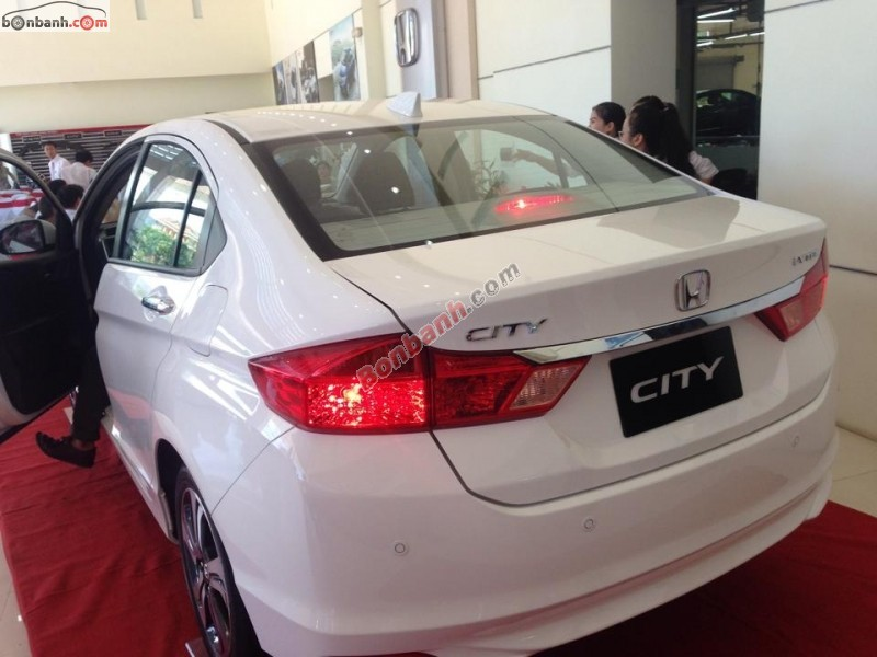Xe Honda City CVT 1.5AT 2015