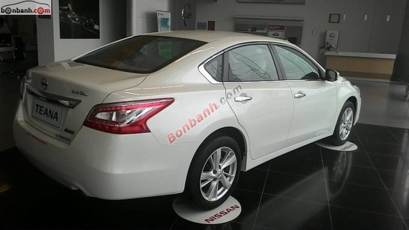 Xe Nissan Teana 2.5 SL 2015