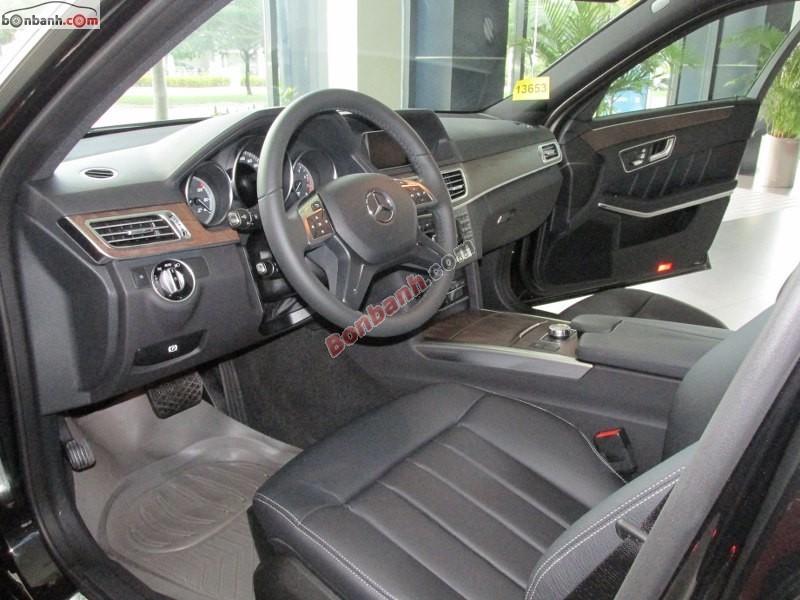 Xe Mercedes-Benz E class E200 2015