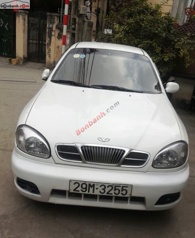 Xe Daewoo Lanos  2000