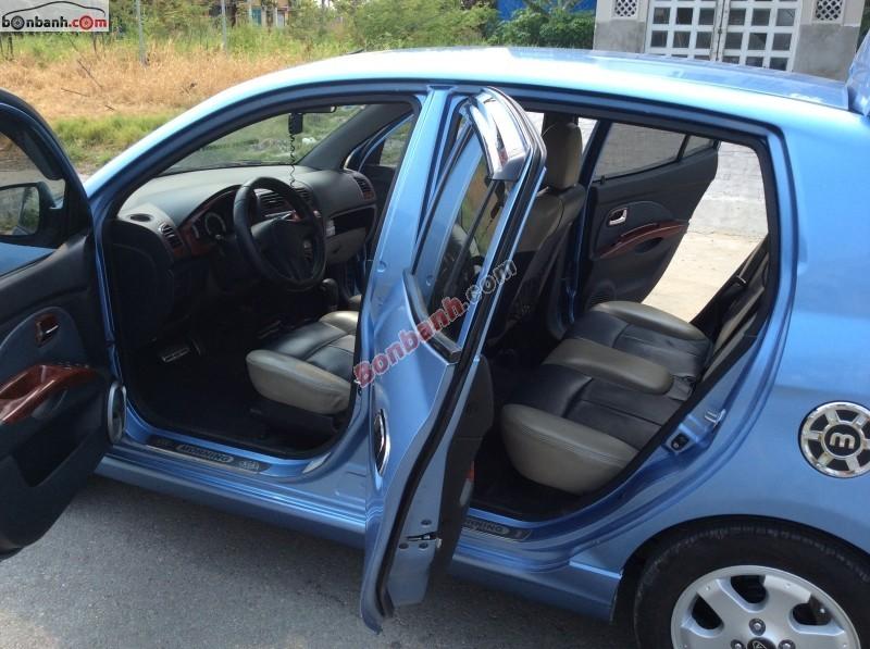 Cần bán gấp Kia Morning SX đời 2008, số tự động, xe gia đình