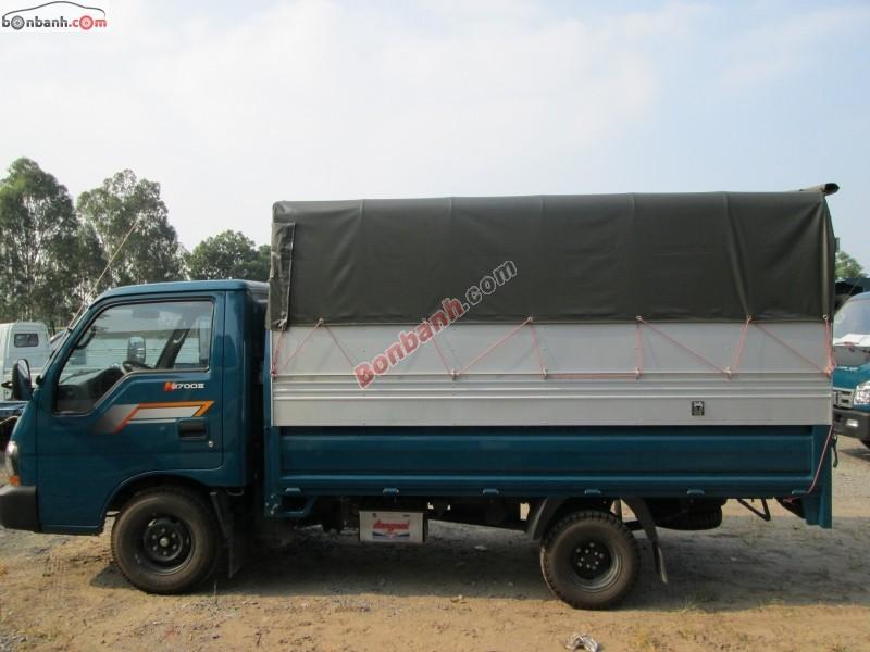 Xe Kia K2700 1,25 Tấn 2015