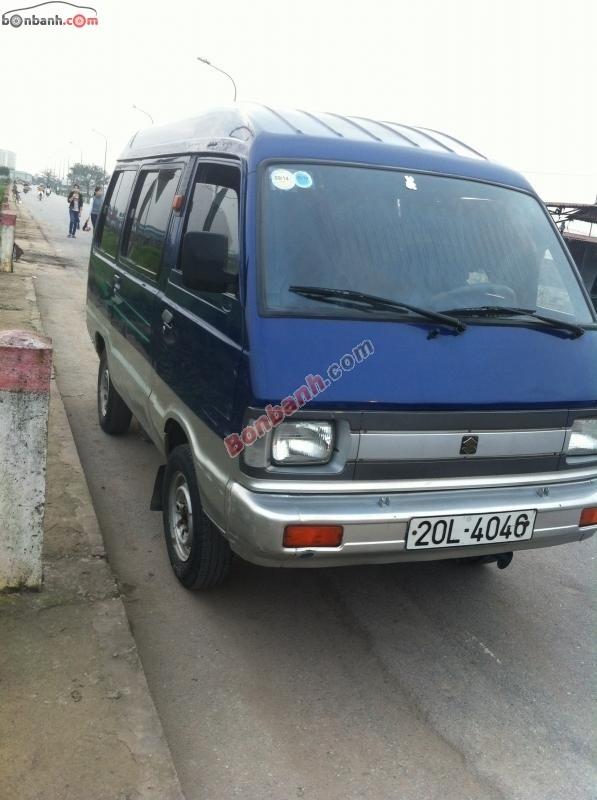 Bán xe Suzuki Carry sản xuất 1999, nhập khẩu chính hãng, giá 72tr