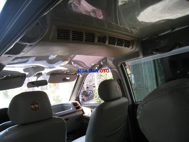 Bán ô tô Mitsubishi Jolie năm 2005, màu bạc