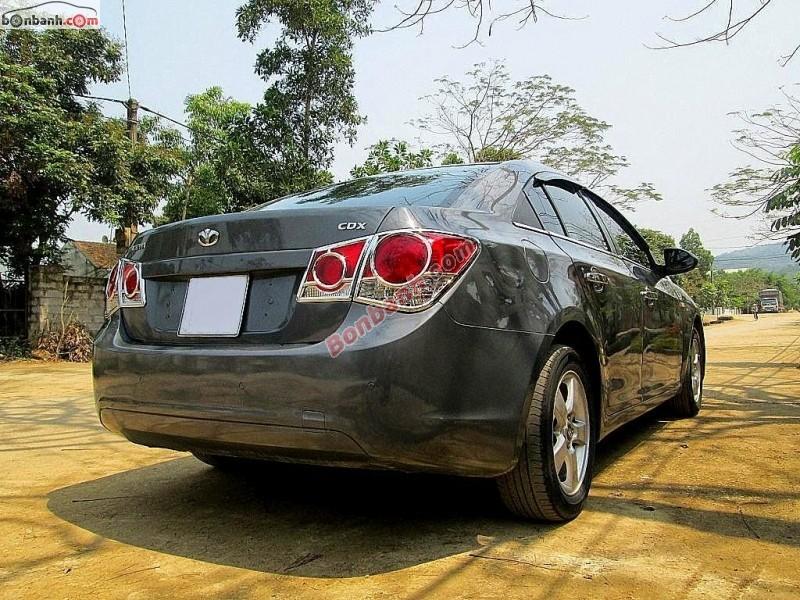 Cần bán Daewoo Lacetti CDX năm 2009, nhập khẩu chính hãng