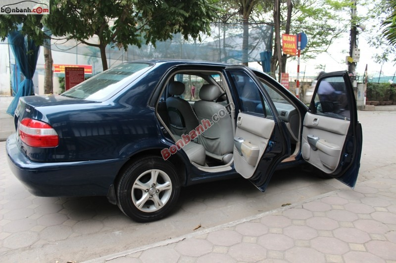 Cần bán gấp Toyota Corolla năm 2000, chính chủ, giá 225tr