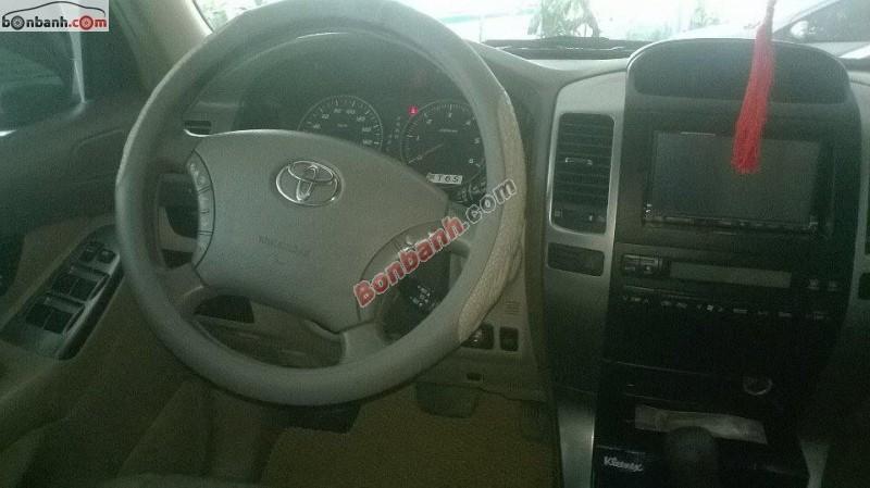 Bán xe Toyota Prado 2.7 đời 2007, nhập khẩu chính hãng