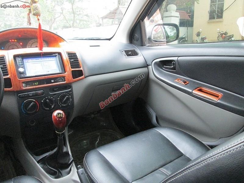 Cần bán gấp Toyota Vios 1.5 G năm 2005, màu đen, xe gia đình
