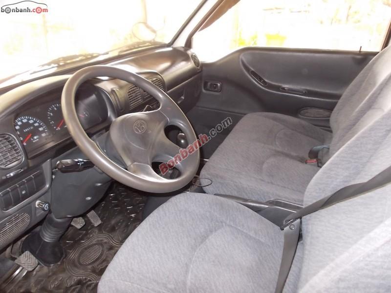 Xe Hyundai Porter 1T25 2009