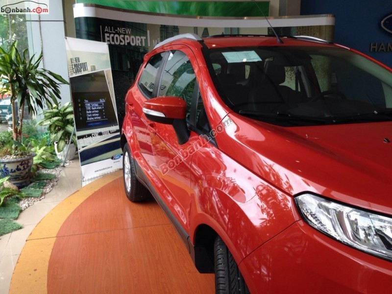 Xe Ford EcoSport 1.5AT 2015