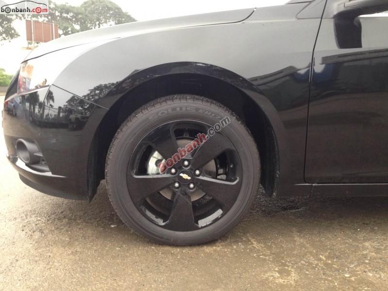 Xe Chevrolet Cruze LTZ Black Edition 2015