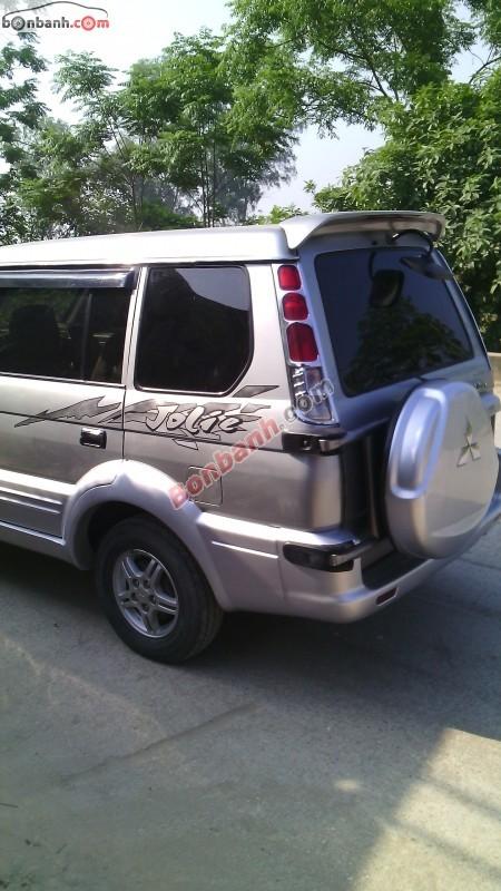 Mitsubishi Jolie 2.0 đời 2006, màu bạc, chính chủ