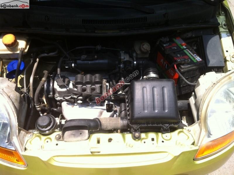 Cần bán lại xe Chevrolet Spark LT đời 2009, 182 triệu