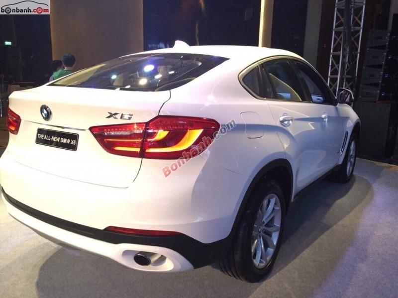 Xe BMW X6 xDrive 30d 2015