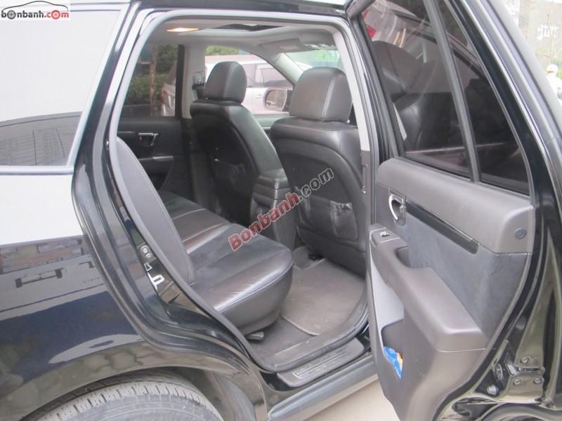 Xe Hyundai Santa Fe SLX 2010