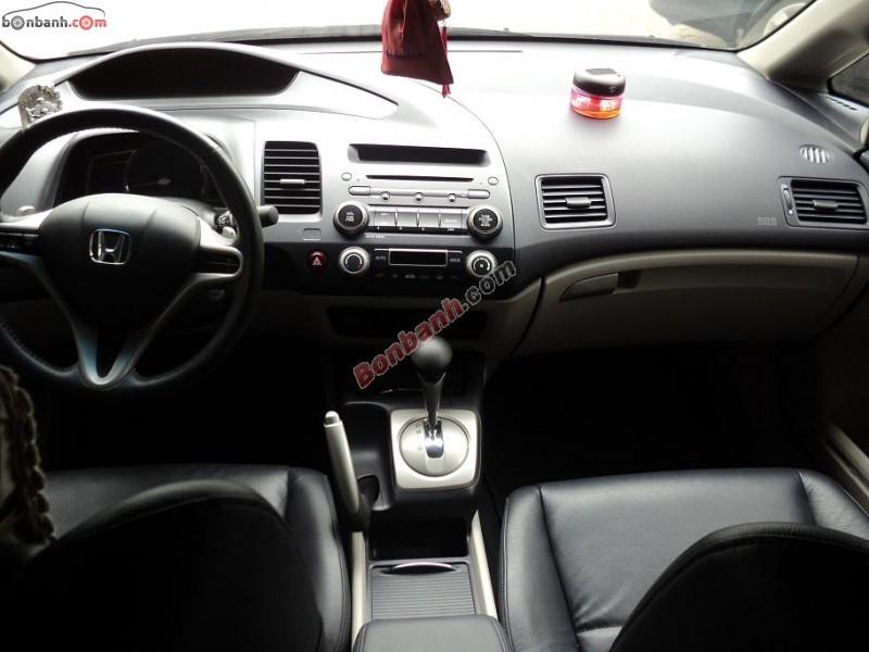 Xe Honda Civic 2.0 AT 2008