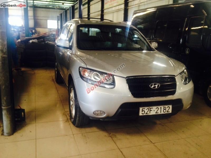 Xe Hyundai Santa Fe  2007