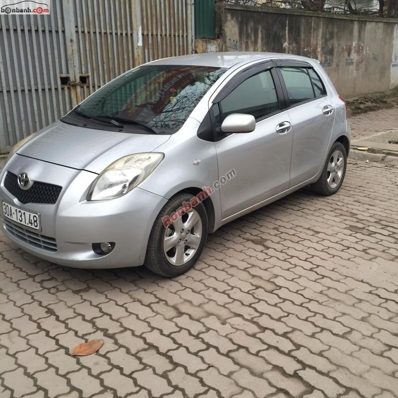 Xe Toyota Yaris 1.3AT 2007