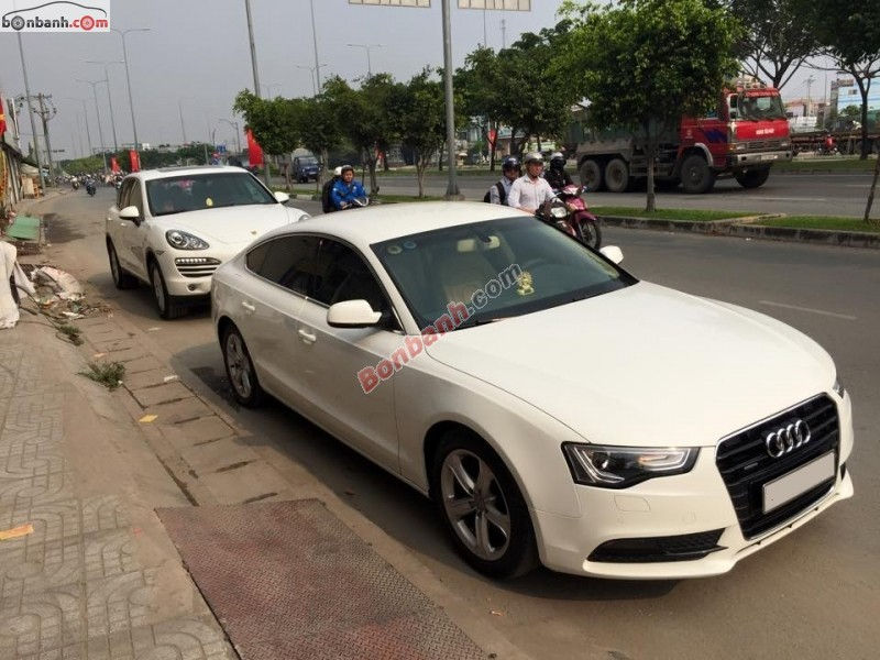 Xe Audi A5 Sportpack 2.0T 2012