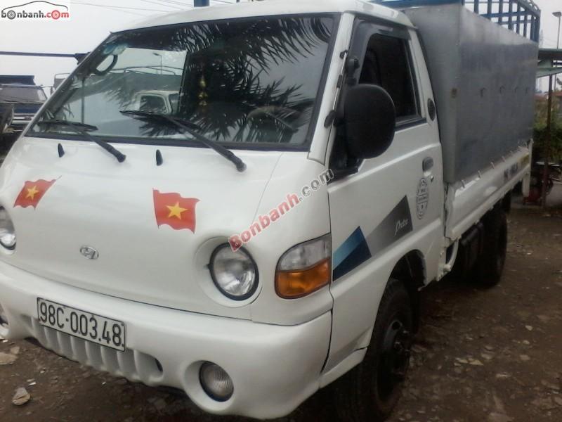 Xe Hyundai Porter 1,25 tấn 2005