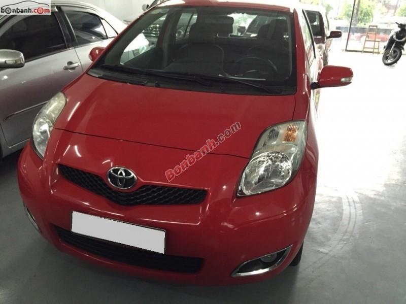Xe Toyota Yaris 1.5AT 2011