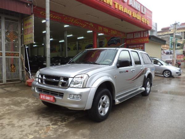 Xe Isuzu Demax -   cũ Trong nước 2006