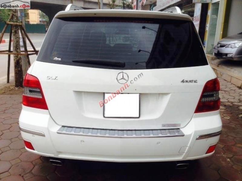 Xe Mercedes-Benz GLK Class GLK 300 2010
