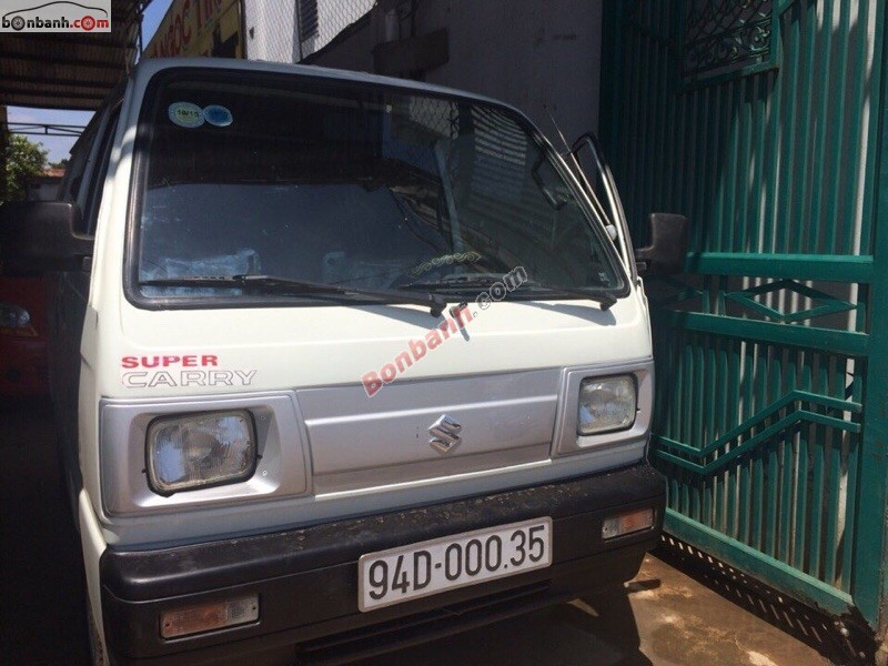 Xe Suzuki Super Carry Van  2009