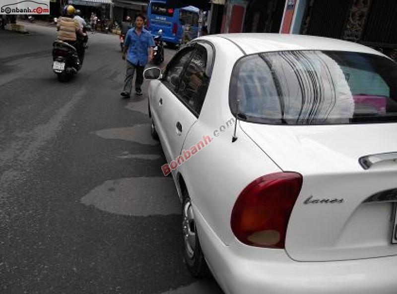 Xe Daewoo Lanos  2005