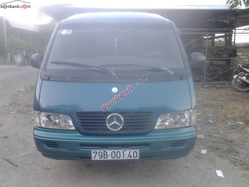 Xe Mercedes-Benz MB  2002