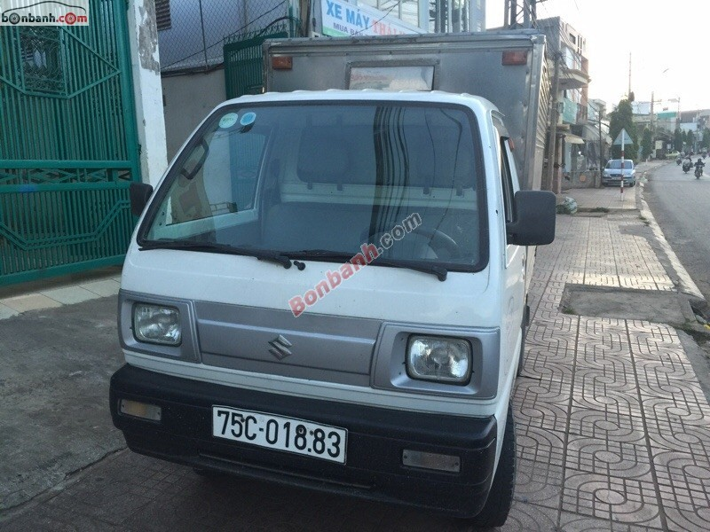 Xe Suzuki Super Carry Truck  2008