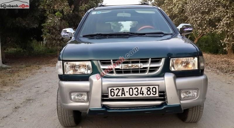 Xe Isuzu Hi lander 2.5 limited 2003