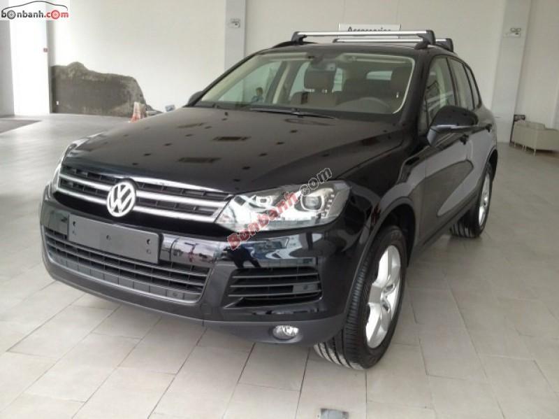 Xe Volkswagen Touareg  2015