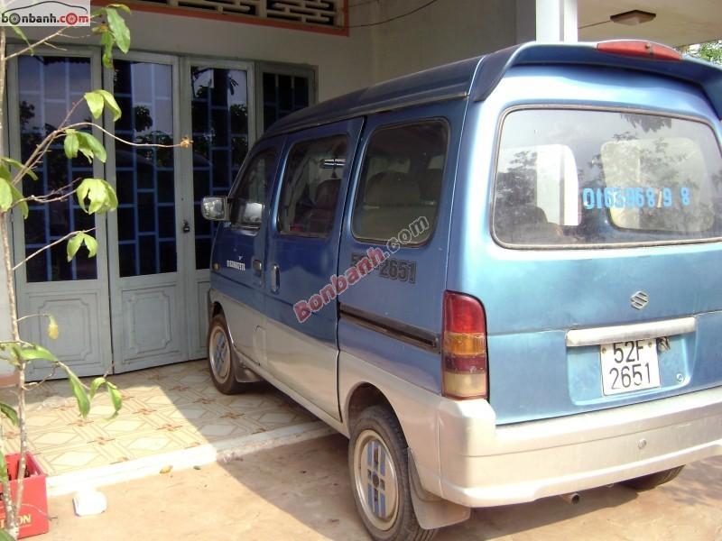 Xe Suzuki Wagon R+ + 2004