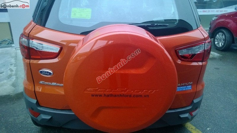 Xe Ford EcoSport Titanium 1.5L AT 2015