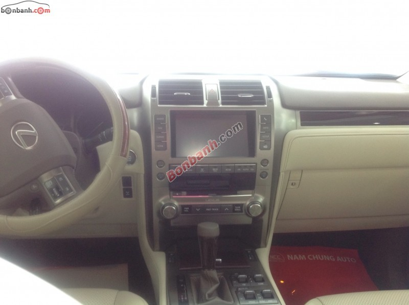 Xe Lexus GX 450 2014