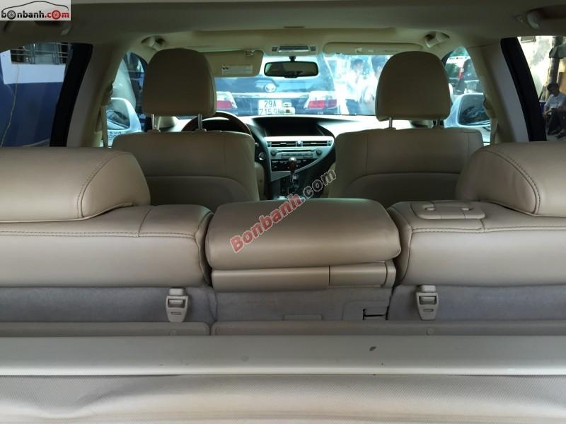 Xe Lexus RX 350 2010
