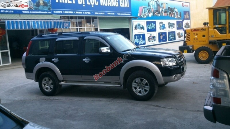 Xe Ford Everest 4x2 MT 2007