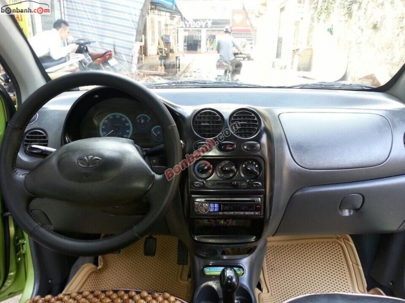 Bán ô tô Daewoo Matiz đời 2004, chính chủ