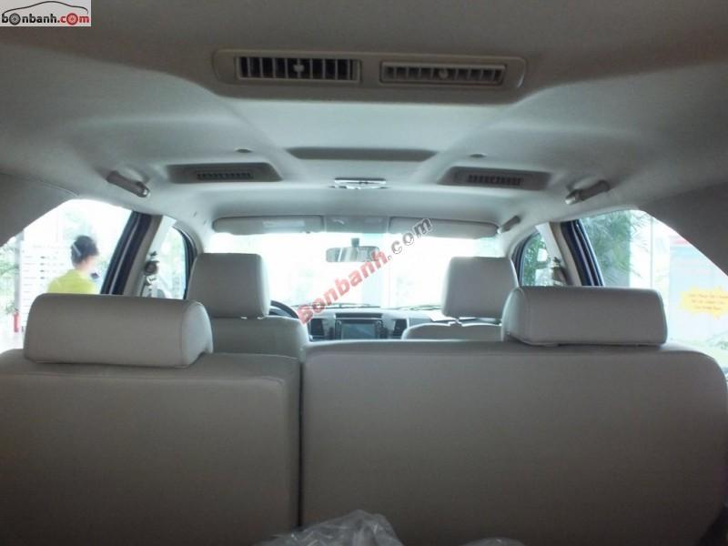 Xe Toyota Fortuner TRD 2015