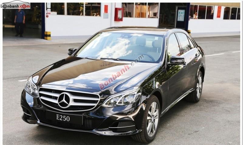 Xe Mercedes-Benz E class E250 BE 2015