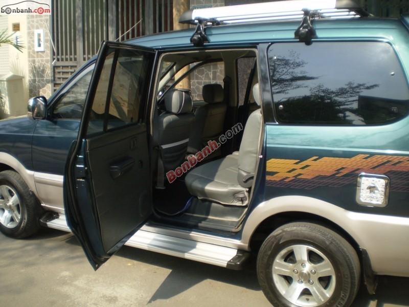 Xe Toyota Zace GL 2002