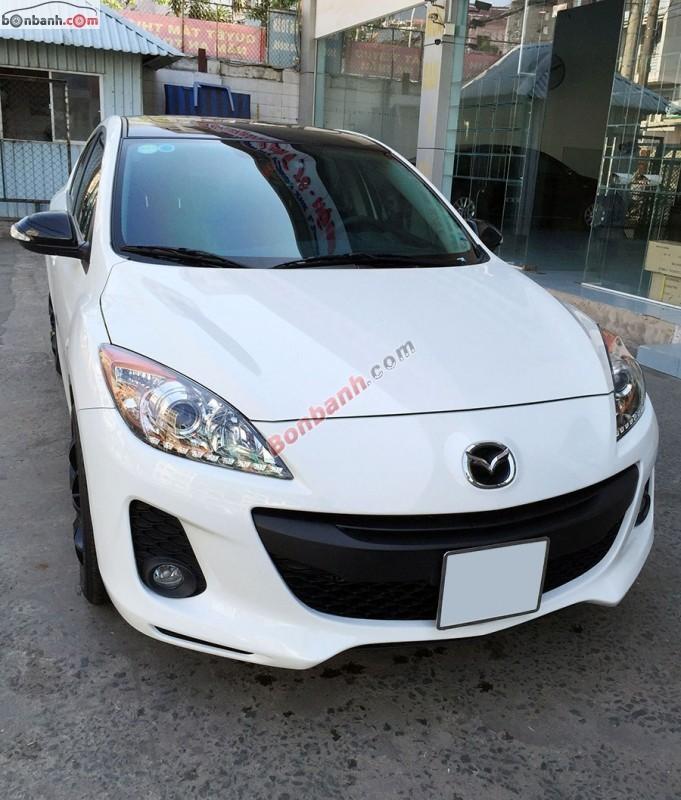 Xe Mazda 3 S 2014